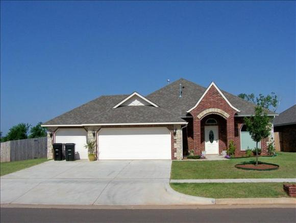 Rental Homes for Rent, ListingId:33879280, location: 1801 Mead Lane Moore 73160