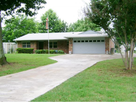 491 Warren Rd, Eufaula, OK 74432