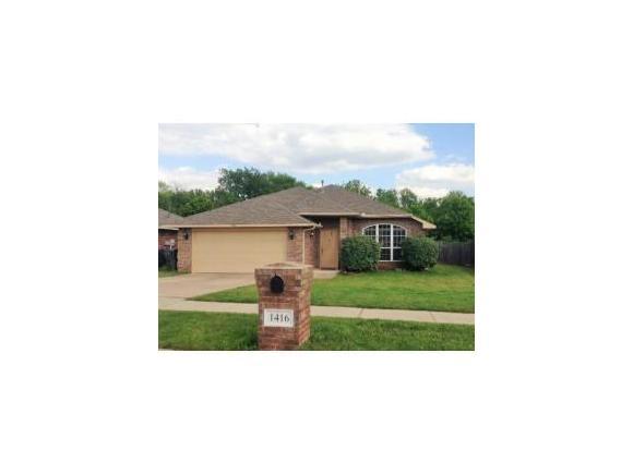 Rental Homes for Rent, ListingId:34019516, location: 1416 Teakwood Norman 73071