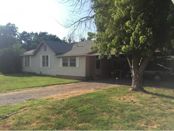 Real Estate for Sale, ListingId: 34281898, Canute,OK73626