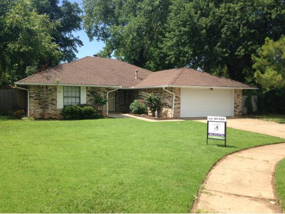 Rental Homes for Rent, ListingId:34481298, location: 3220 Cove Hollow Court Norman 73072