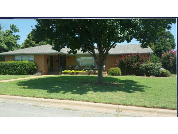 Real Estate for Sale, ListingId: 34543857, Clinton,OK73601
