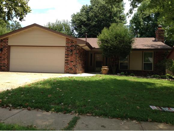 Rental Homes for Rent, ListingId:34752454, location: 2907 Meadow Ave Norman 73072