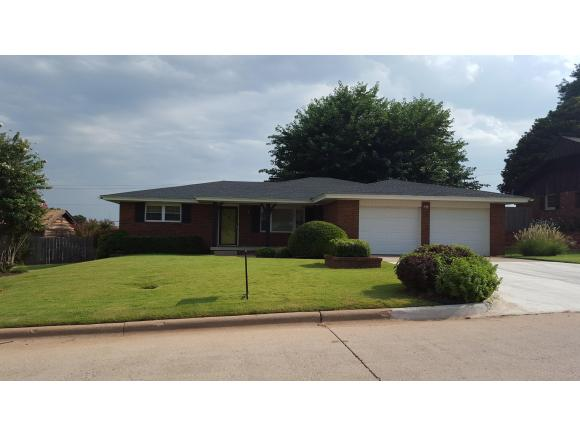 Real Estate for Sale, ListingId: 34946315, Clinton,OK73601