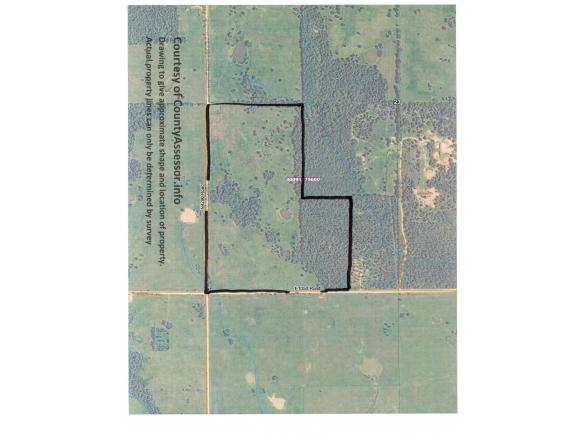 100 acres Checotah, OK