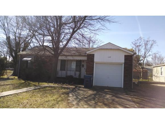 Rental Homes for Rent, ListingId:35727347, location: 1317 S 10th McAlester 74501