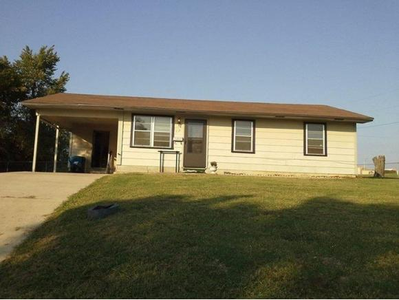 Rental Homes for Rent, ListingId:36036102, location: 917 E Choctaw McAlester 74501