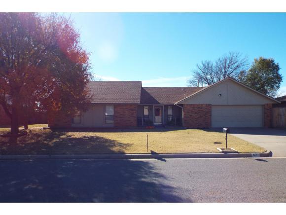 Real Estate for Sale, ListingId: 36350304, Clinton,OK73601