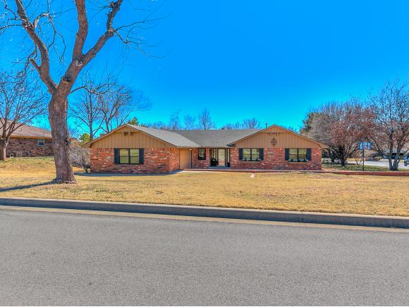 1440 Timber Creek Dr, Weatherford, OK 73096