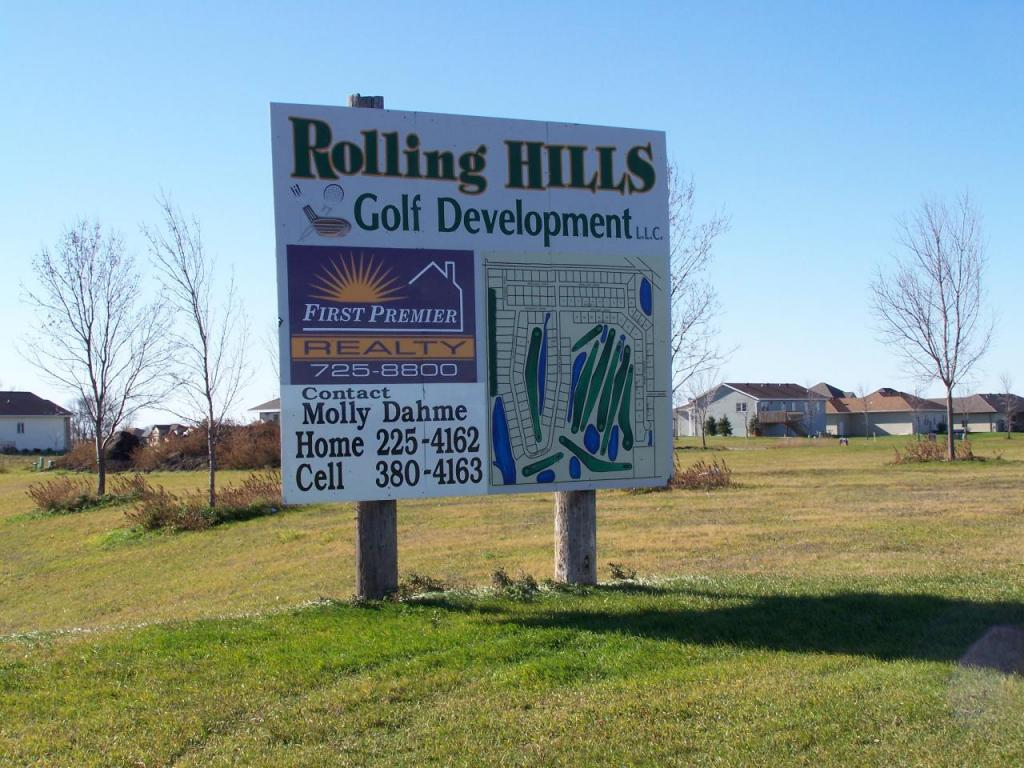 Land for Sale, ListingId:24360282, location: 1510 Nicklaus Drive Aberdeen 57401