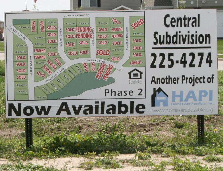 Land for Sale, ListingId:34309105, location: 2109 S Lawson Street Aberdeen 57401