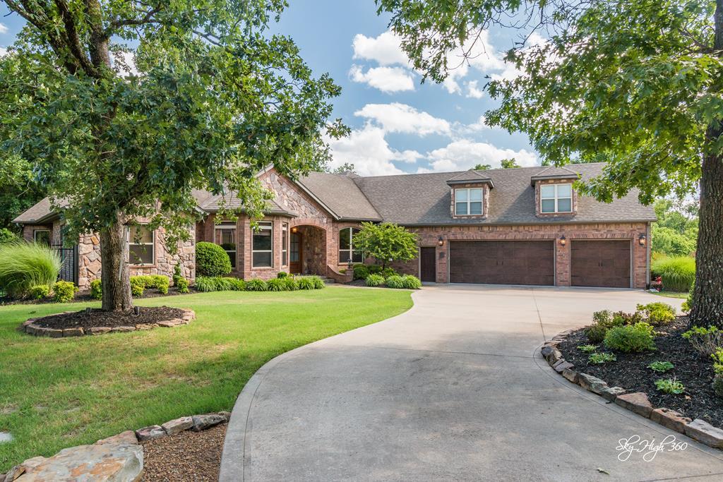 13336 Stoneridge Way, Bentonville in Benton County, AR 72718 Home for Sale