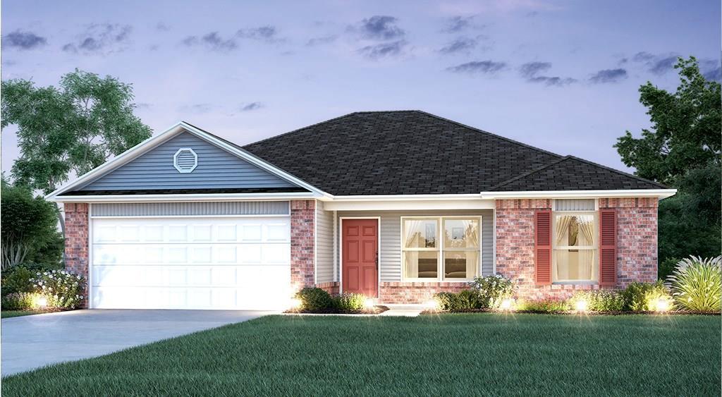 903 Green World Street, Bentonville in Benton County, AR 72712 Home for Sale