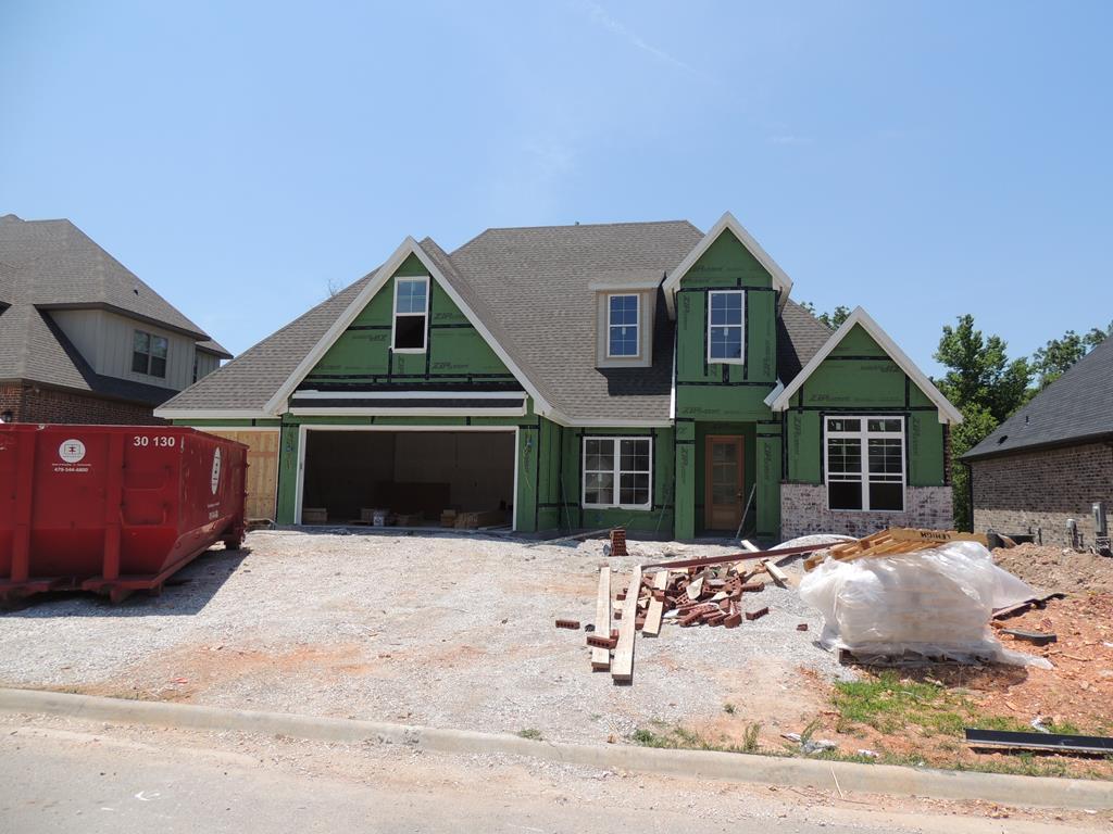 603 Saddle Ridge Road, Bentonville in Benton County, AR 72712 Home for Sale