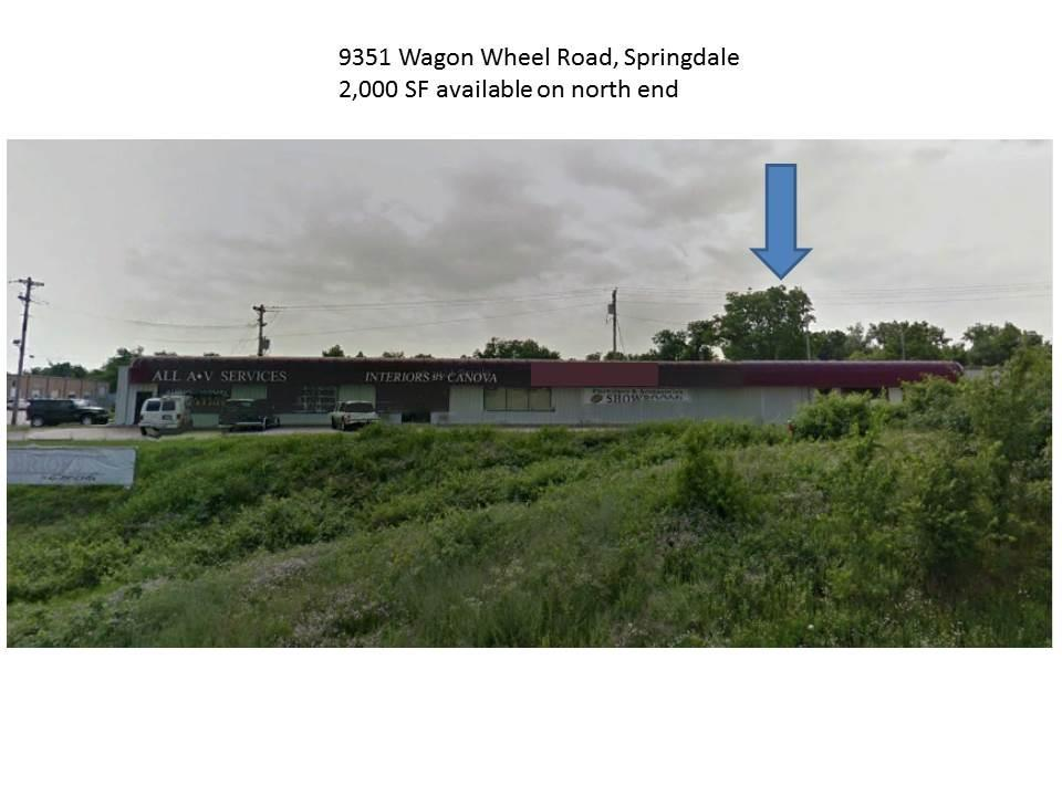 Commercial Property for Sale, ListingId:36087623, location: 9351 Wagon Wheel RD Springdale 72762