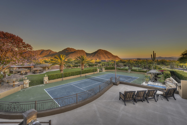 Single Family - Detached, Contemporary,Santa Barbara/Tuscan - Scottsdale, AZ
