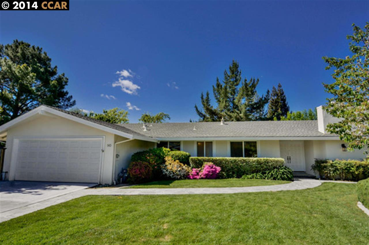 90 Longview Ct, Danville, CA 94526