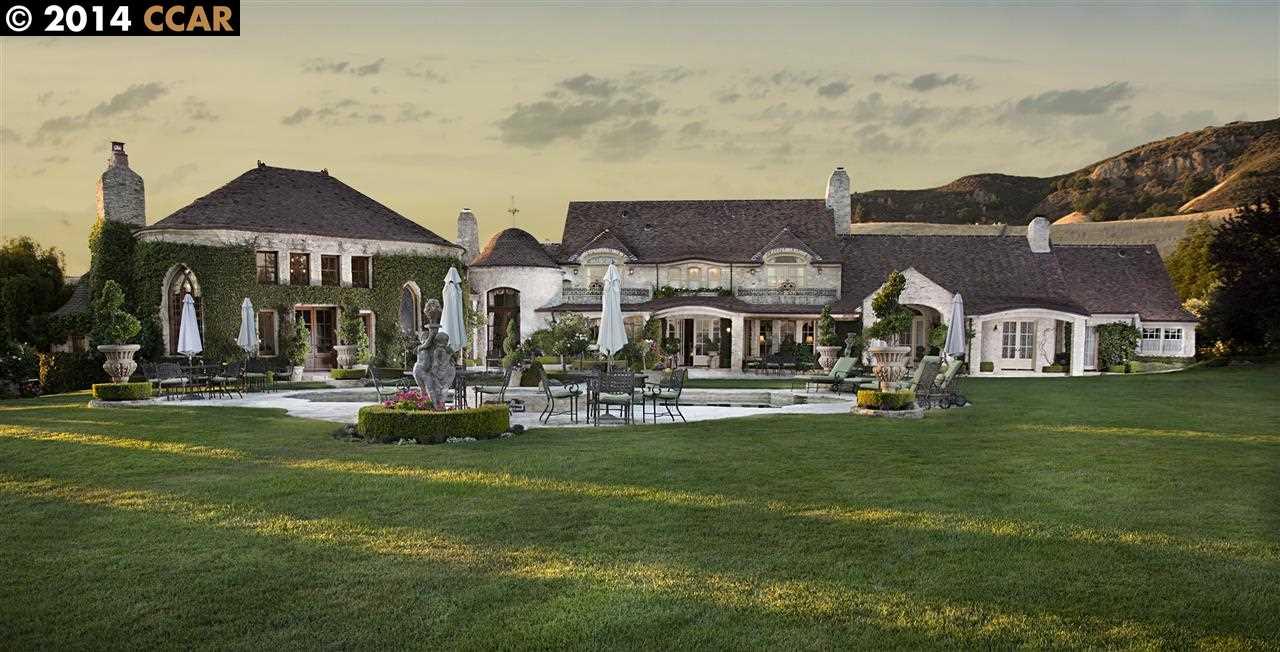 7.04 acres Alamo, CA