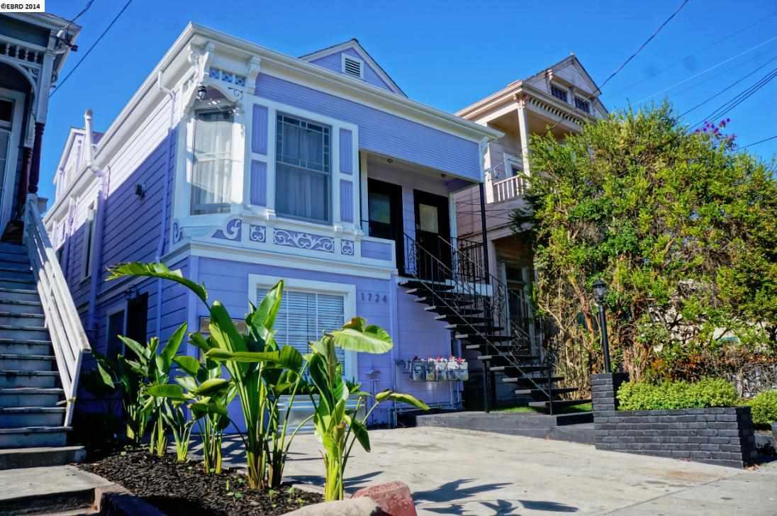 1724 Lincoln Ave, Alameda, CA 94501