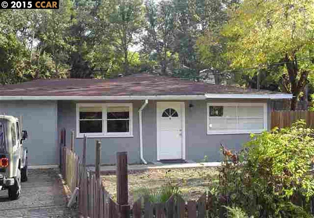 Rental Homes for Rent, ListingId:31904555, location: 2396 SAN MIGUEL DR Walnut Creek 94596