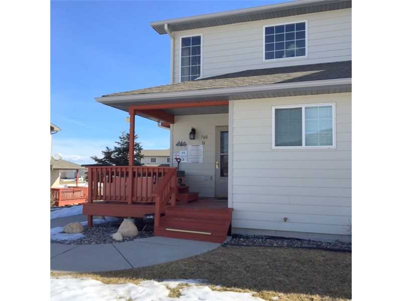 740 Lower Continental Dr # 16, Red Lodge, MT 59068