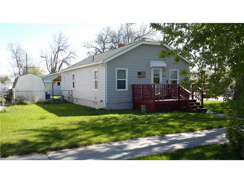 421 S 37th St, Billings, MT 59101
