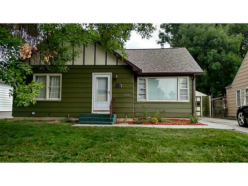 1219 Harvard Ave, Billings, MT 59102