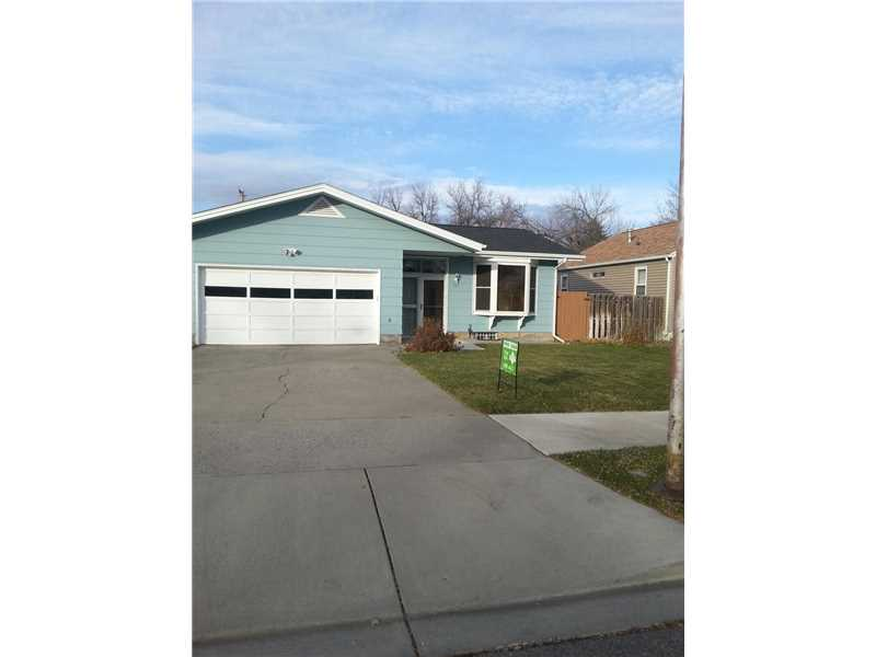 927 Terry Ave, Billings, MT 59101
