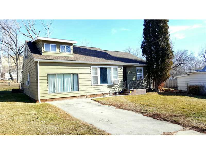825 N 18th St, Billings, MT 59101