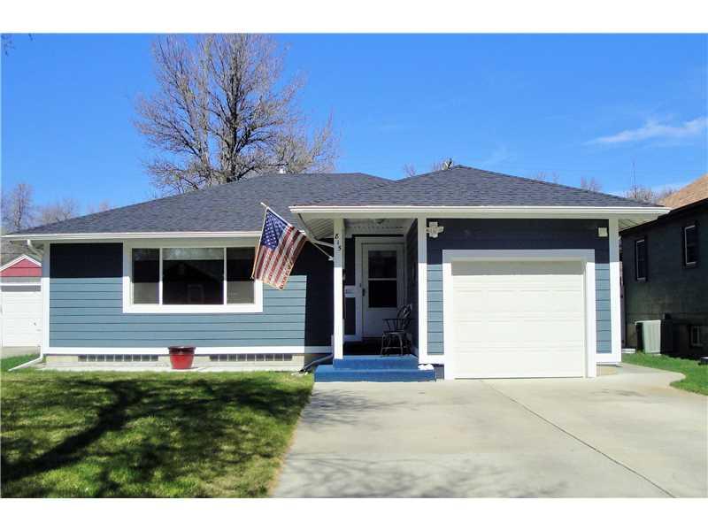 815 Wyoming Ave, Billings, MT 59101