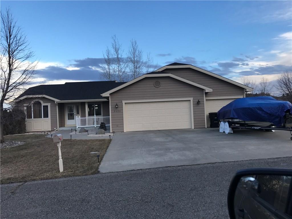 3403 Glenfinnan Rd, Billings, MT 59101