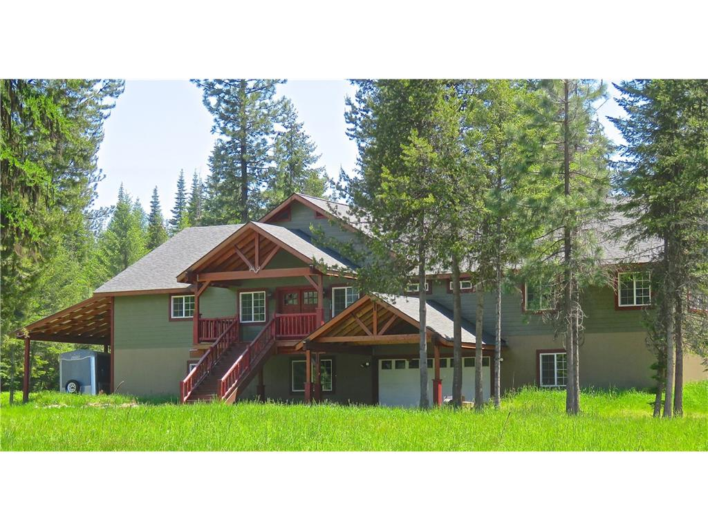 Photo of 44 Copper Ridge Road Trout Creek  Other-See Remarks  MT