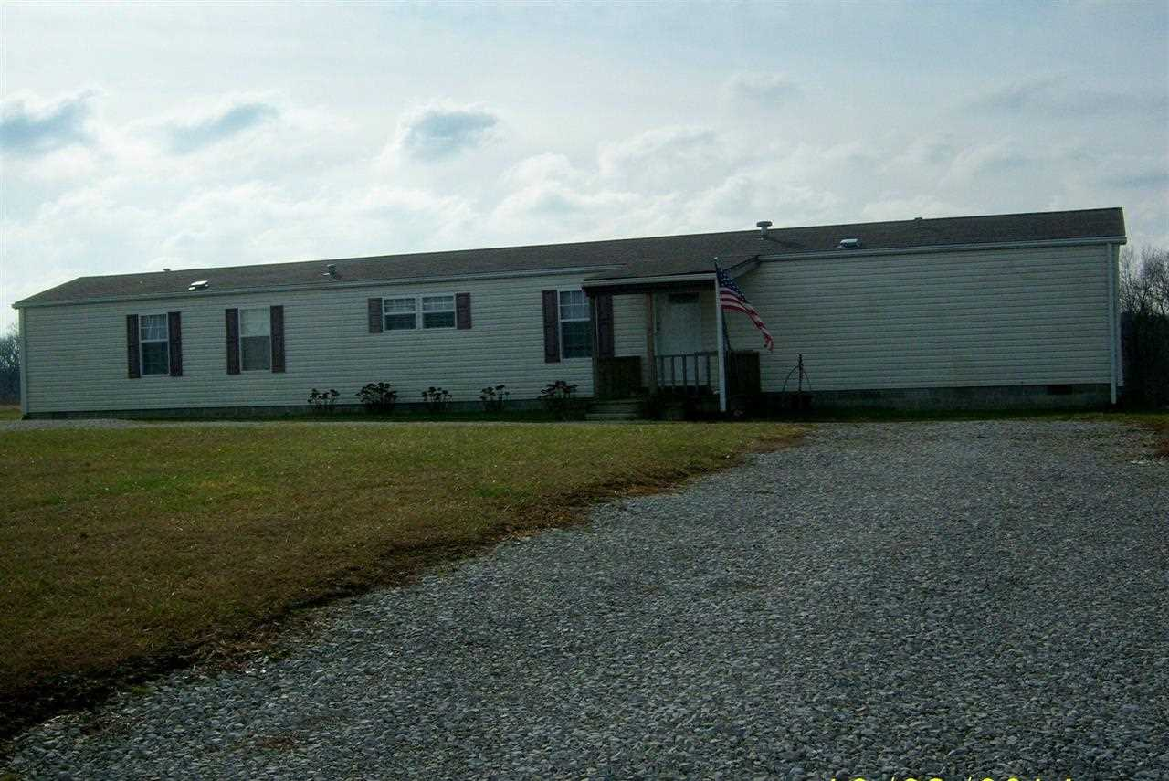 4 acres Eckerty, IN