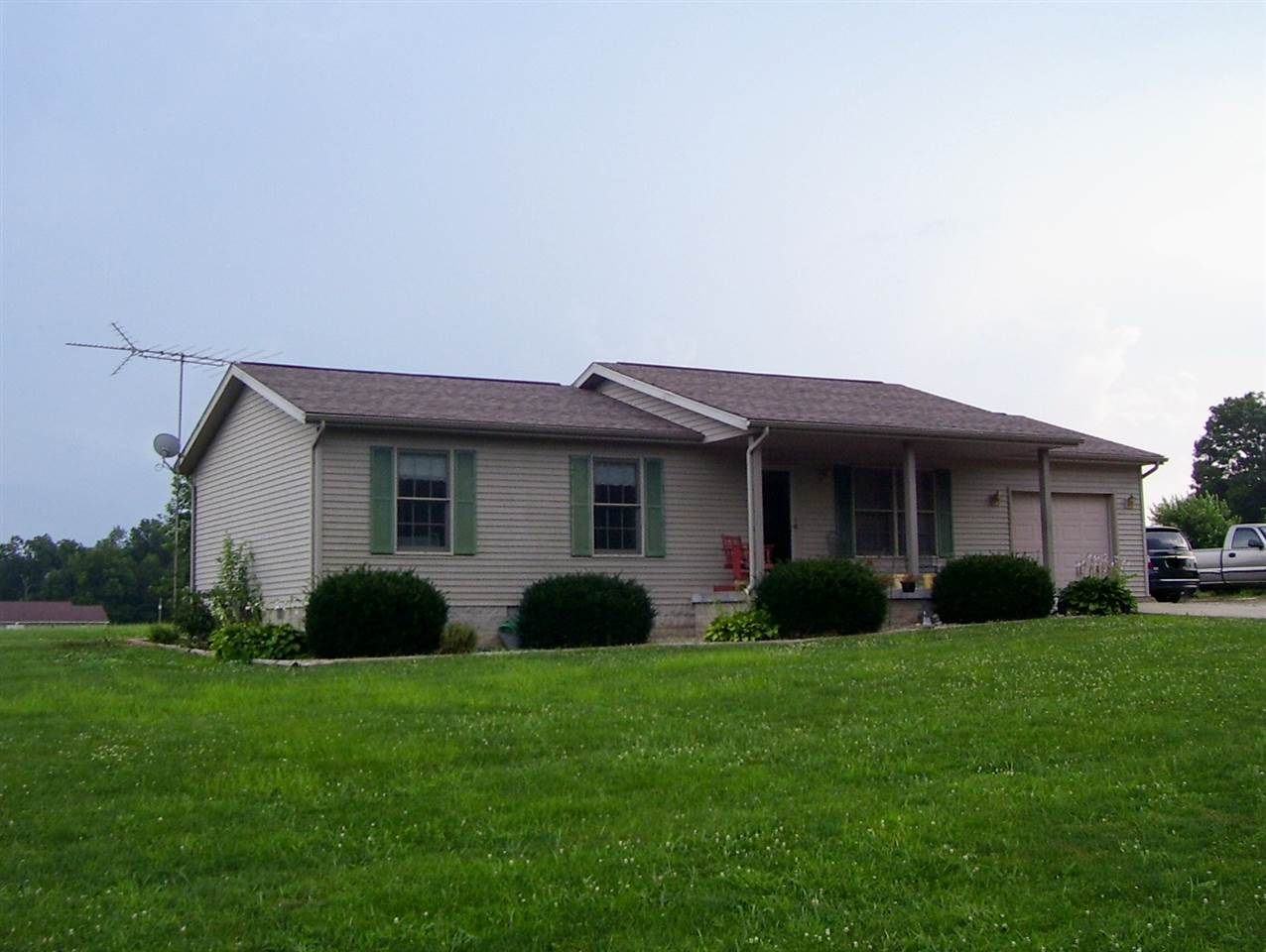 2.13 acres Orleans, IN