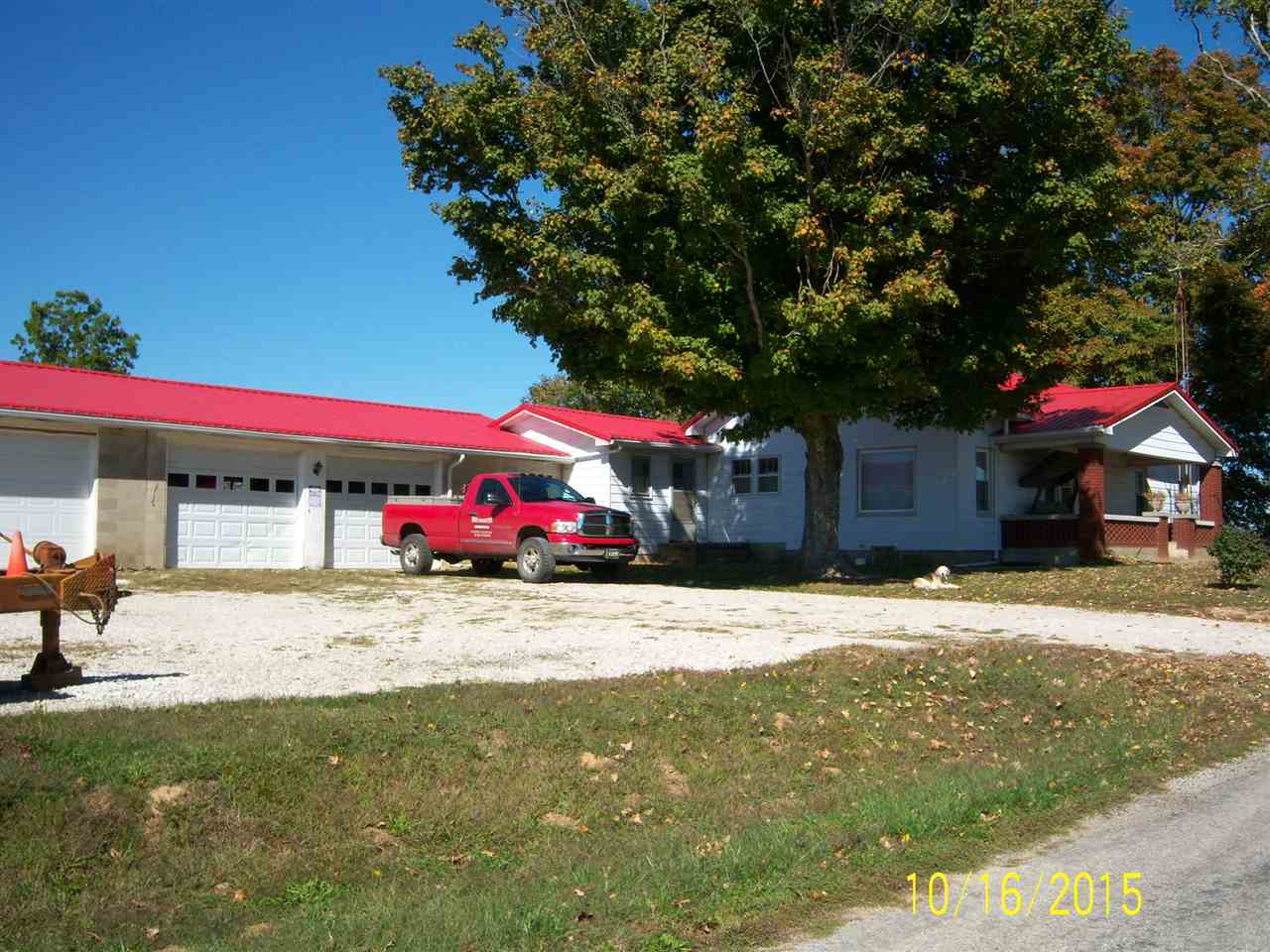 Photo of 3927 W S CO RD 650  French Lick  IN
