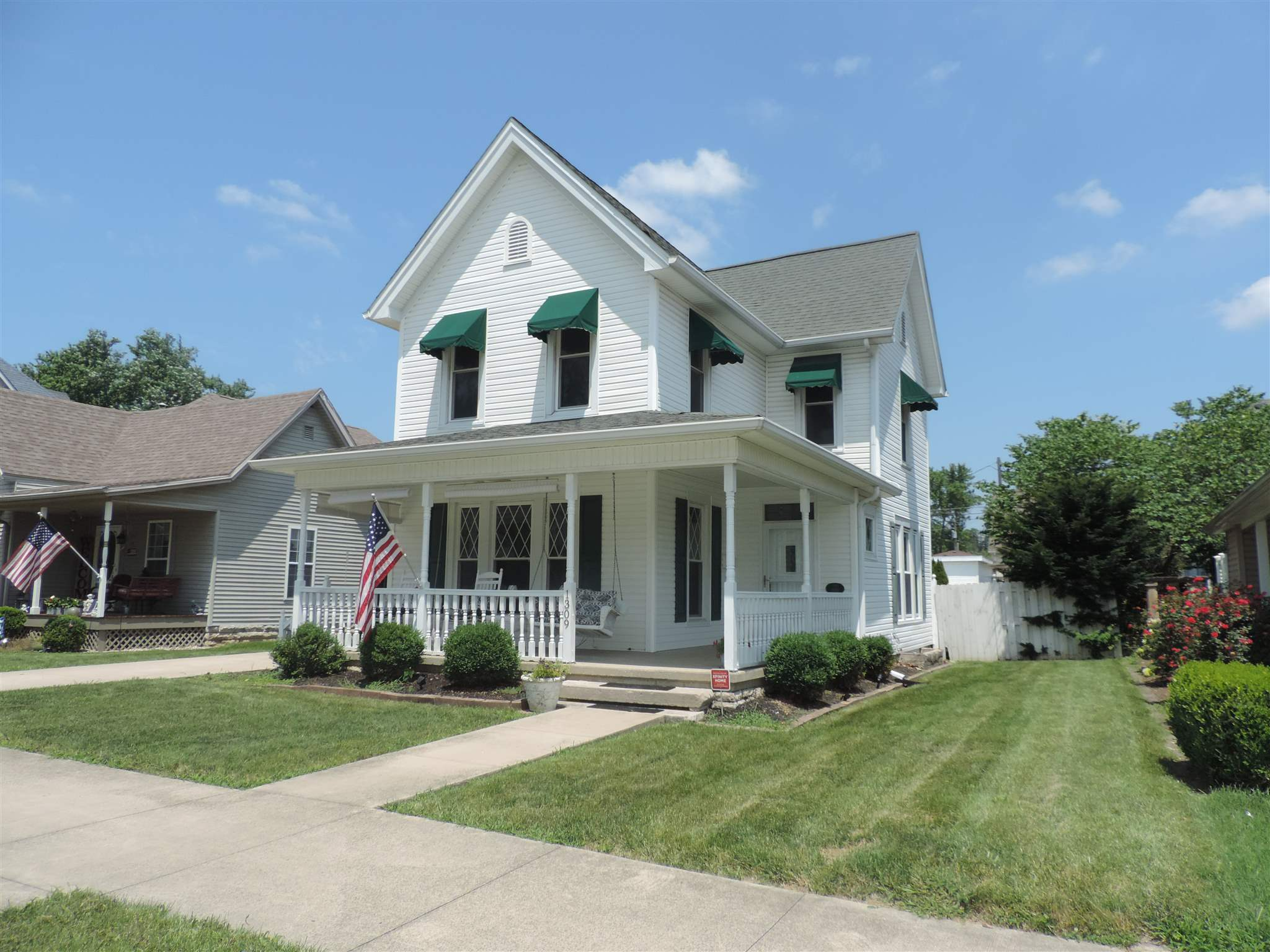 1309 13th Street Bedford, IN 47421
