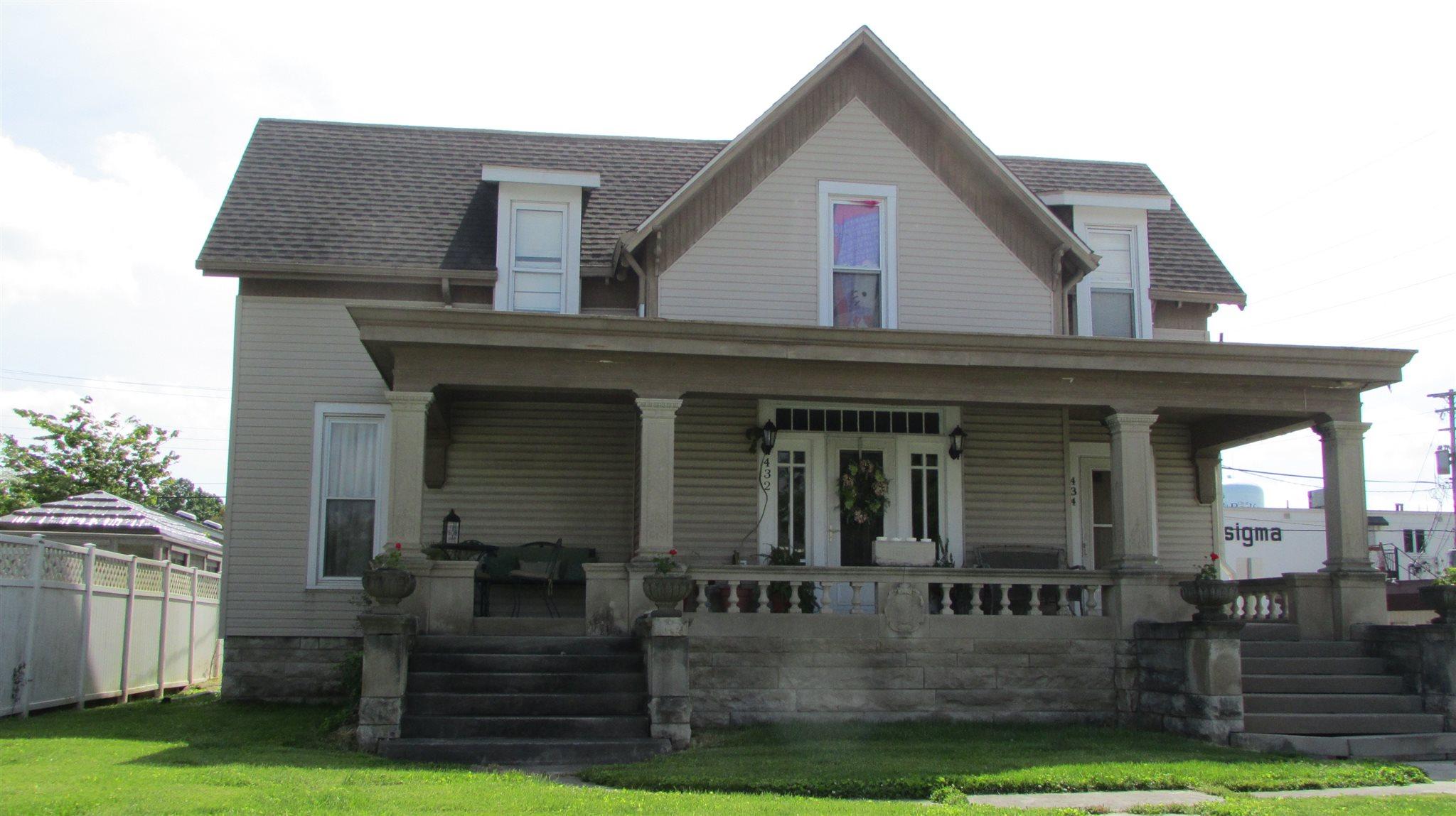 432 & 434 M Street Bedford, IN 47421