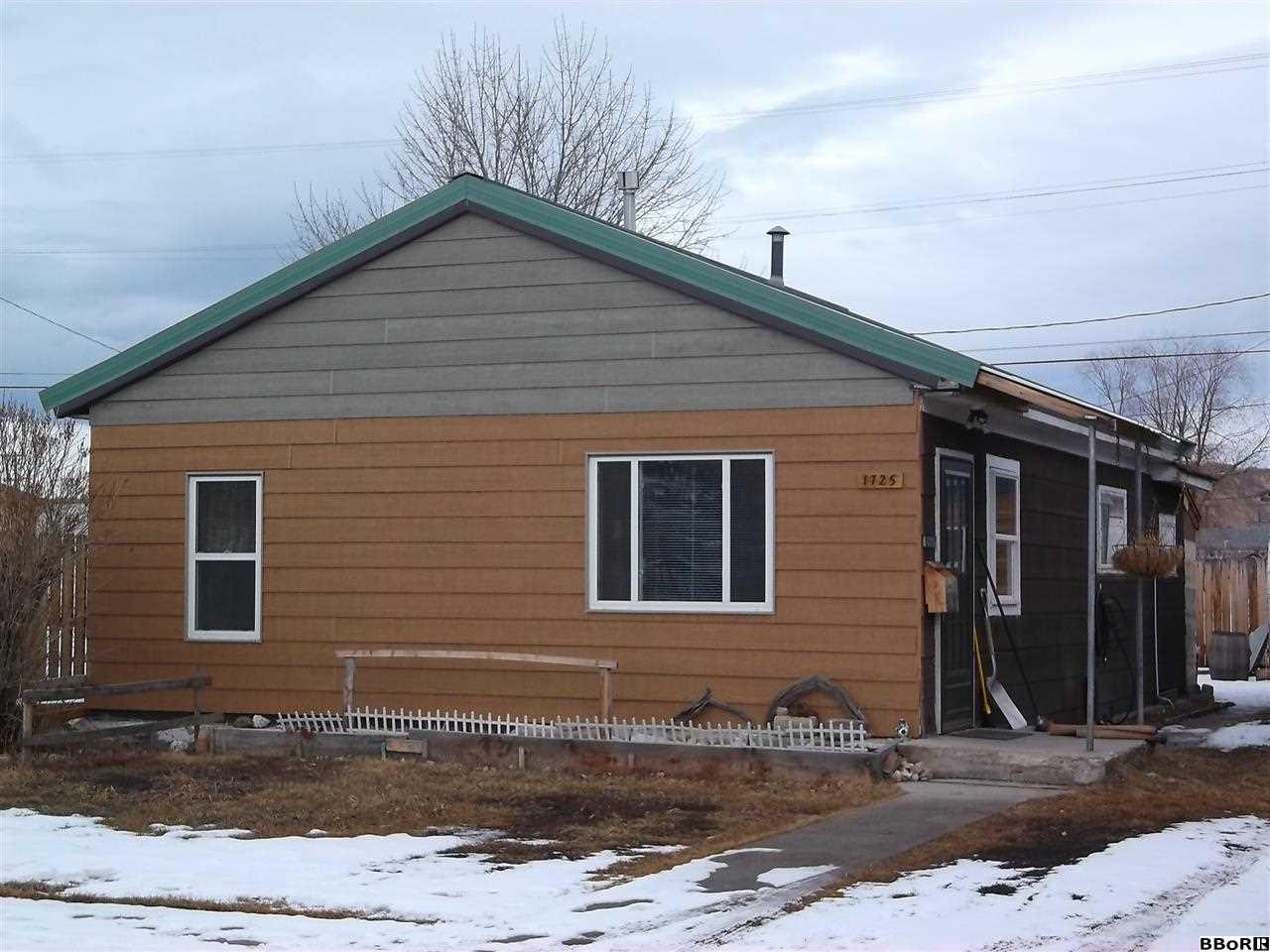 1725 C # 1725 C STREET, Butte, MT 59701