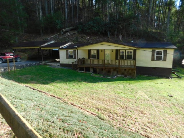 Photo of 124 COOK-COOPER HOLLOW ROAD  PINEVILLE  WV