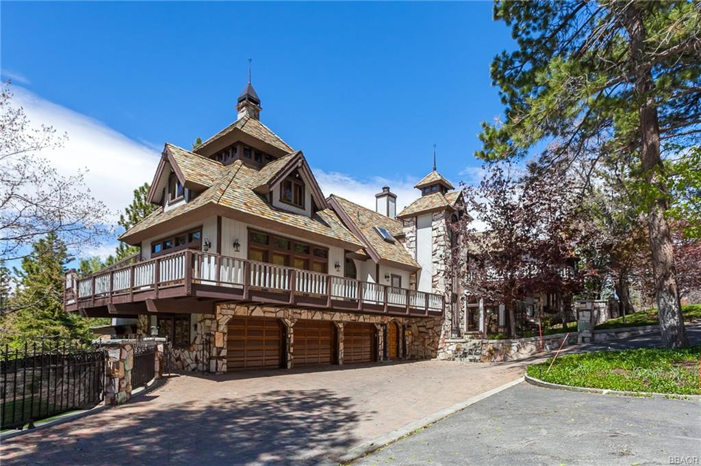 848 Jeffries Road, Big Bear, California