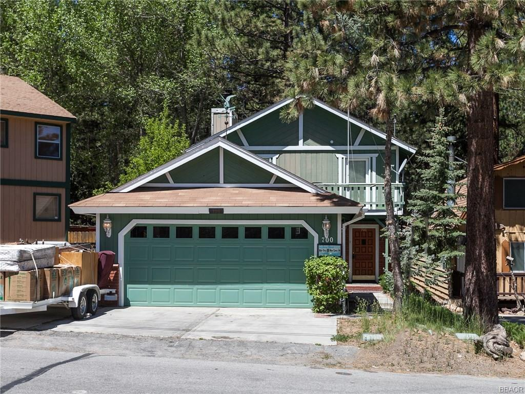 700 Elm Street, Big Bear in San Bernardino County, CA 92315 Home for Sale