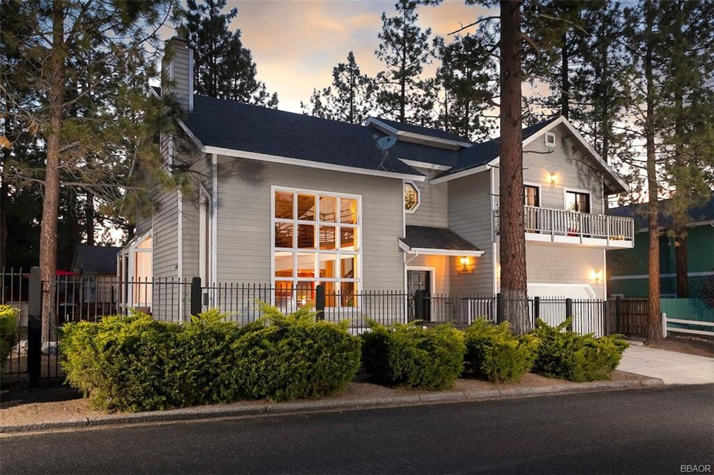 549 Angeles Boulevard, Big Bear, California