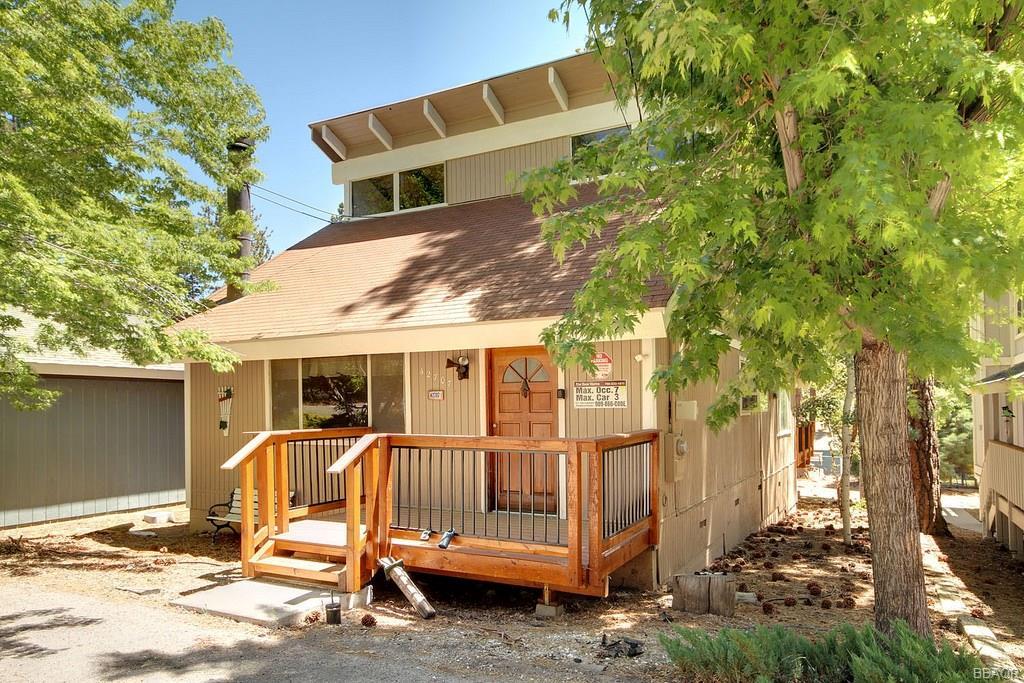 42707 Cougar Road, Big Bear, California