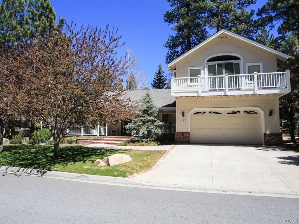 137 Bayside Drive, Big Bear, California