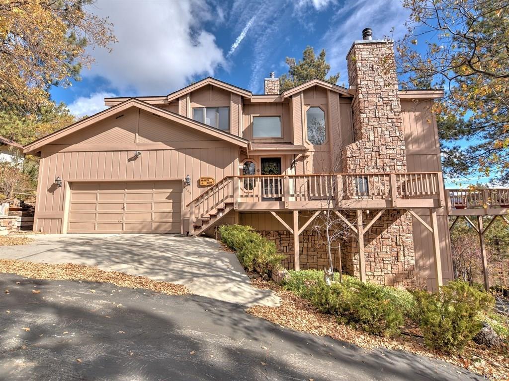 945 Deer Trail Fawnskin, CA 92333