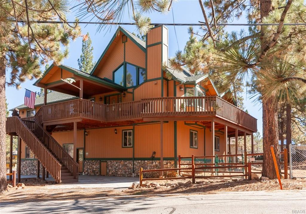 39607 Forest Road, Big Bear in San Bernardino County, CA 92315 Home for Sale