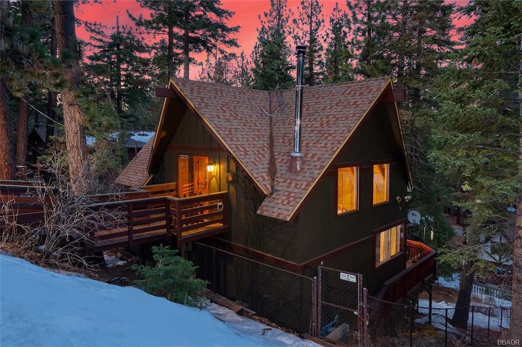 42942 Falls Avenue, Big Bear, California