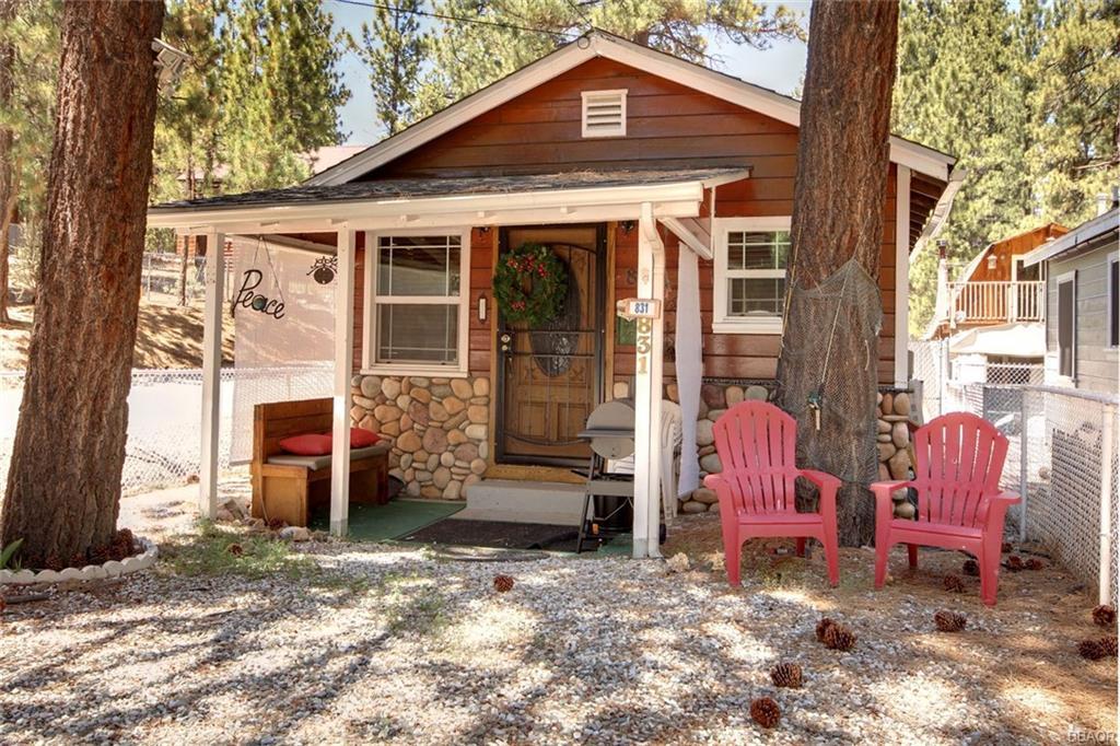 831 Robinhood Boulevard, Big Bear, California