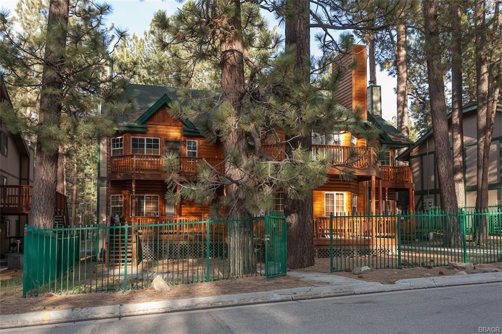 745 Summit Boulevard, one of homes for sale in Big Bear