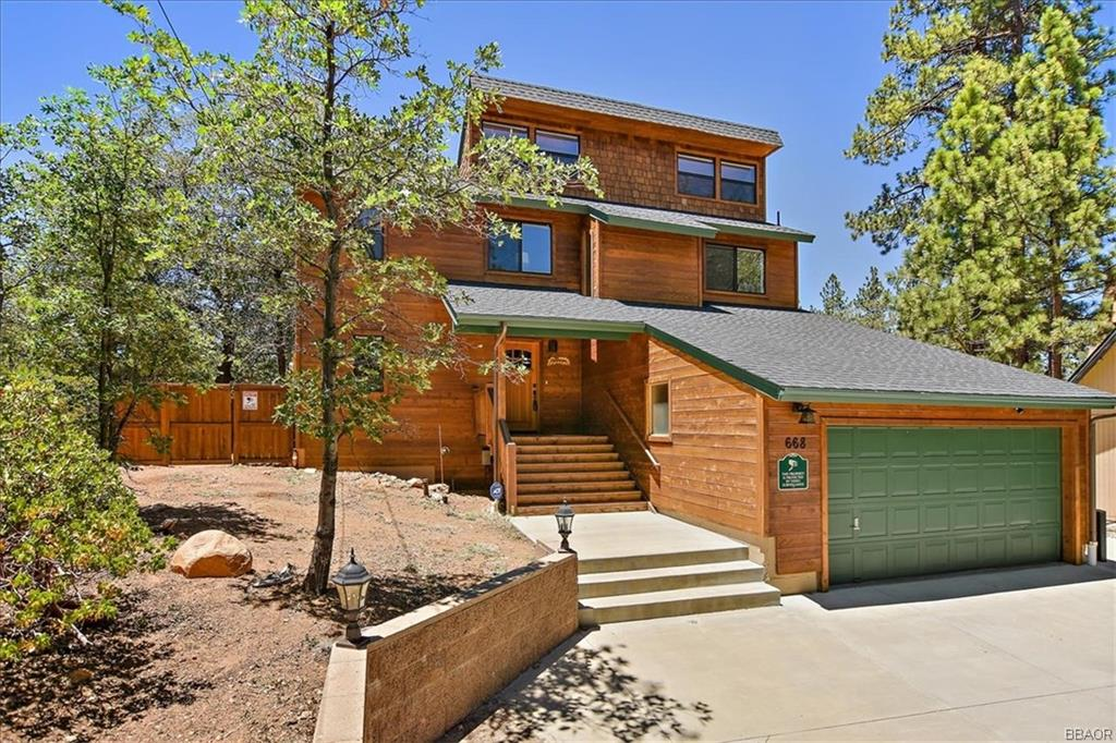 One of Big Bear 4 Bedroom Homes for Sale at 668 Conklin Road